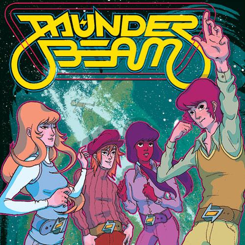Fantastic Arcade Presents Juegos Rancheros Thunderbeam Edition W