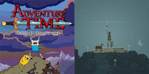 Fantastic Arcade Presents Juegos Rancheros Adventure Time Meets