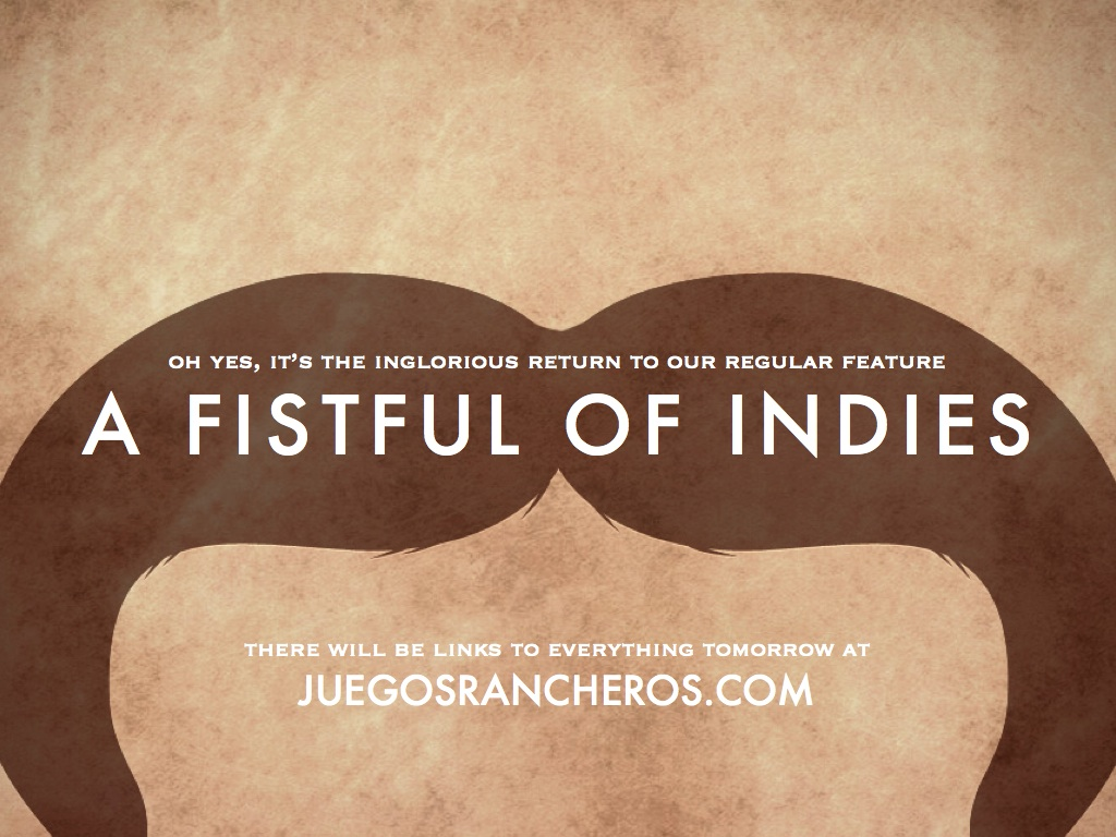 A Fistful Of Indies August 2011 Juegos Rancheros